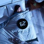 Chili Technology chiliPAD WE Système de sommeil pour matelas super king – Double zone de refroidissement et de chauffage – Contrôle individuel de la température, amélioration du sommeil