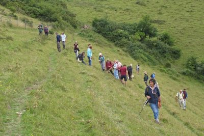 Fontmell Down Guided Walk