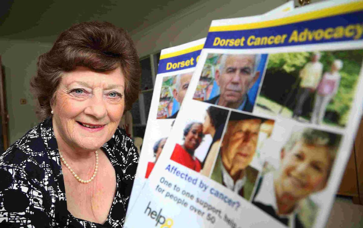 Dorset Echo: REGAINING CONFIDENCE: Breast cancer survivor Nina