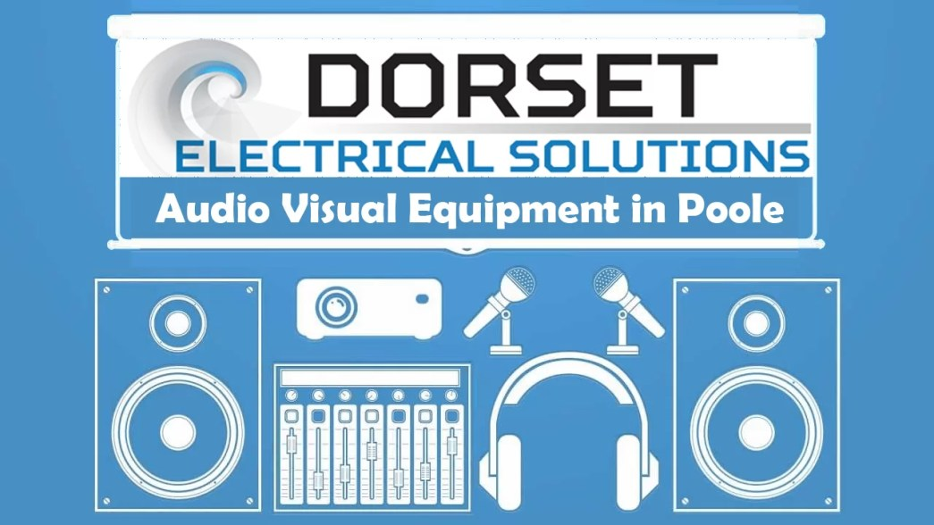 Audio Visual Equipment in Poole