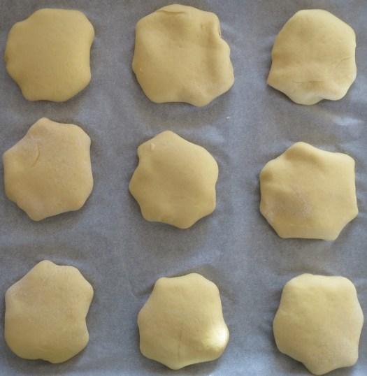 Boller klar til bagning