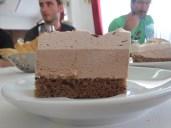 """Kage 3 - til frokost var der suppe, hovedret og kage. Til middag """"kun"""" hovedret og kage"""