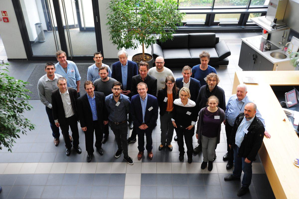 ZIM-Netzwerk SIRMA Kick-Off-Treffen
