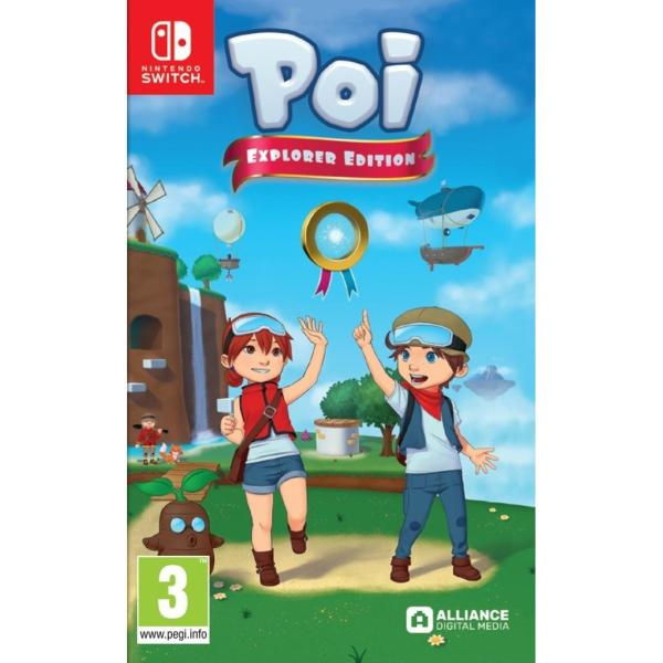 Poi (Explorer Edition) Nintendo Switch