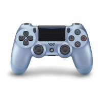 Sony Dualshock V2 Titanium Blue