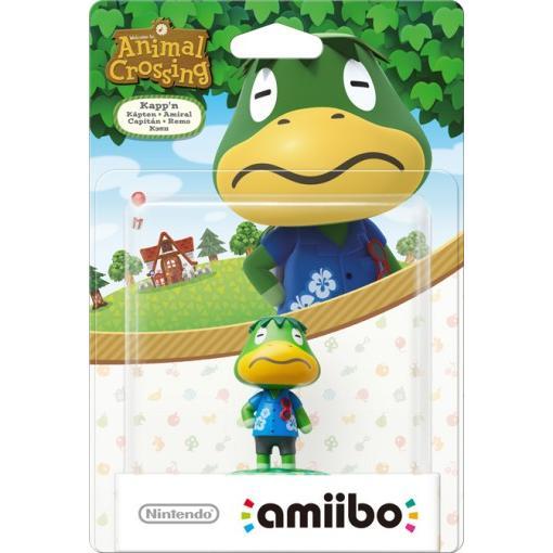 Amiibo Kapp'n Animal Crossing Collection