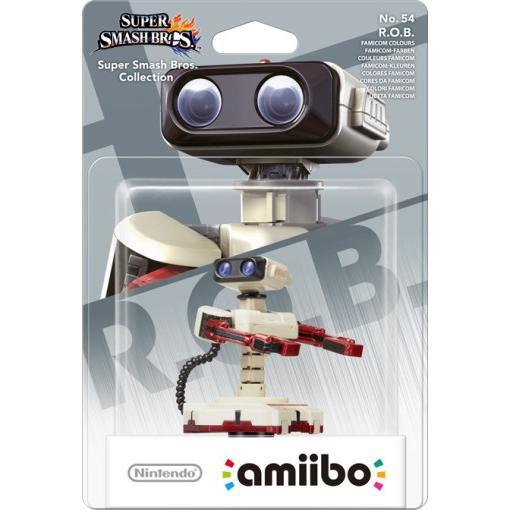 Amiibo R.O.B. Famicom Colours Super Smash Bros. Collection 54