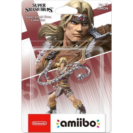 Amiibo Simon Super Smash Bros. Collection 78