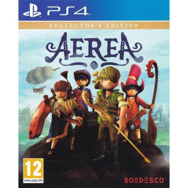 AereA Collector's Edition PS4