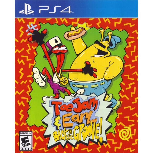 ToeJam & Earl: Back in the Groove (US Import) PS4