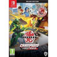 Bakugan: Champions Of Vestroia Deluxe Edition Nintendo Switch