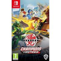 Bakugan: Champions of Vestroia Nintendo Switch