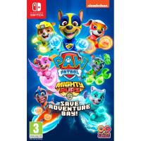 Paw Patrol: Mighty Pups Save Adventure Bay Nintendo Switch
