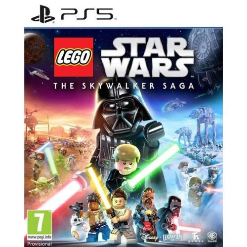 LEGO Star Wars: The Skywalker Saga PS5