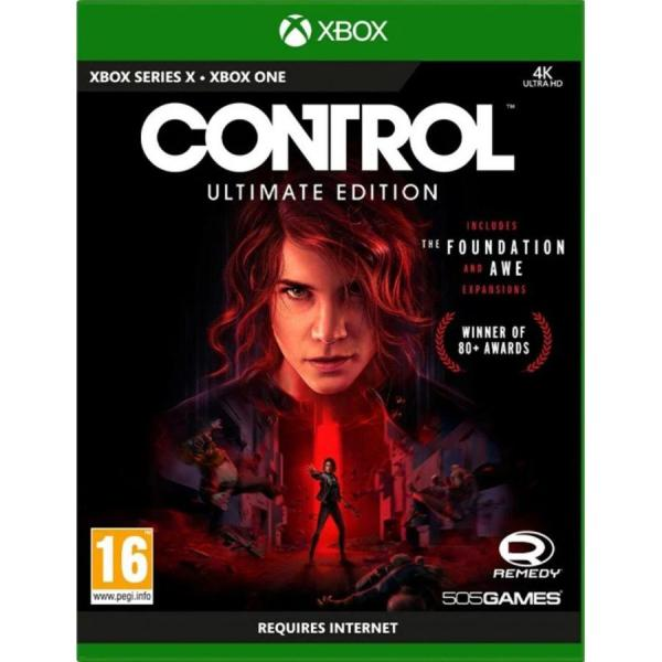 Control: Ultimate Edition Xbox One