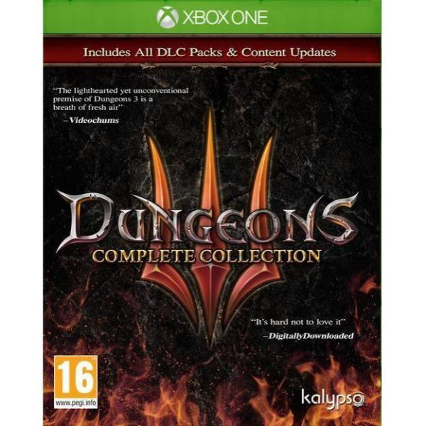 Dungeons 3: Complete Edition Xbox One