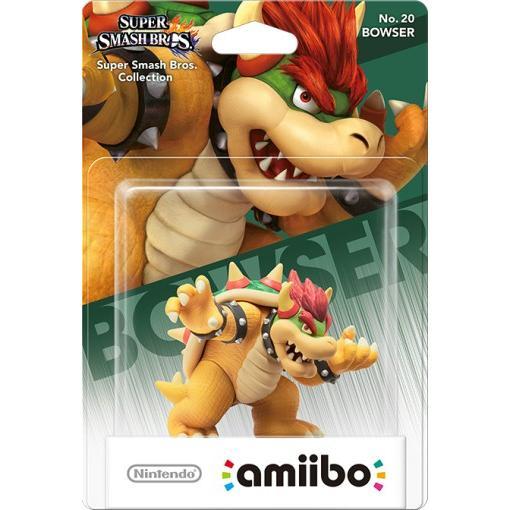 Amiibo Bowser Super Smash Bros. Collection 20