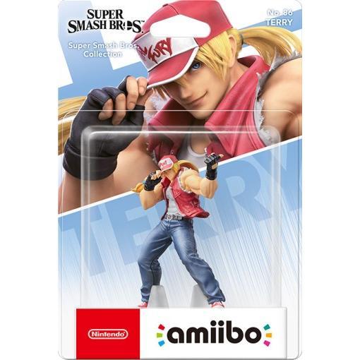 Amiibo Terry Bogard Super Smash Bros. Collection 86