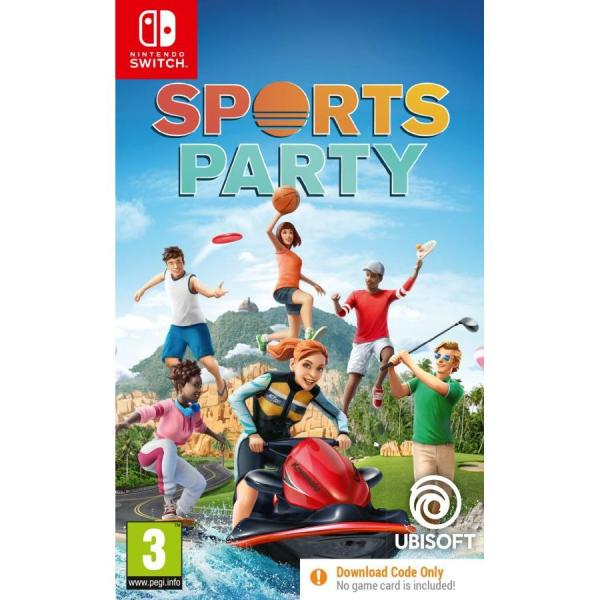 Sports Party (Code in a Box) Nintendo Switch