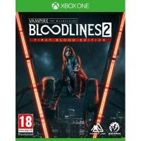 Vampire: The Masquerade - Bloodlines 2 First Blood Edition Xbox One
