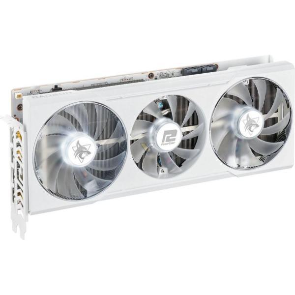 PowerColor HellHound Special White Radeon RX 6700XT
