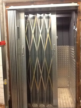 Tesco Lift Door Modernisation
