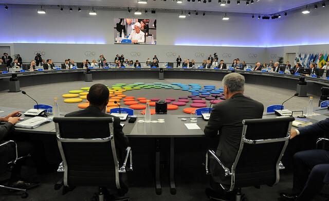 G20-Argentina-Plenary- Dos Aguas Blog