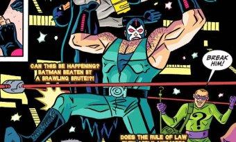 Bane: Batman, lucha libre y comics