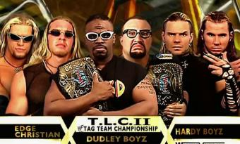 TLC II WrestleMania X7