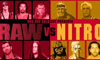 Raw vs Nitro: Día 3
