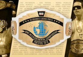 30 grandes luchas por el WWE Intercontinental Championship (10-6)