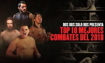 Top mejores combates del año