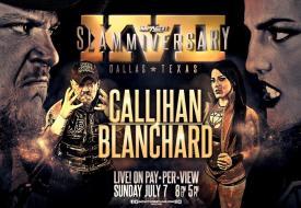 Review Impact Slammiversary 2019