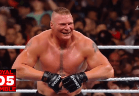 Lesnar, el gran acierto del Royal Rumble 2020