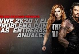 WWE 2K20 y el problema con las entregas anuales