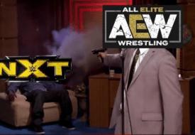 NXT sigue en picada en un nuevo triunfo de AEW
