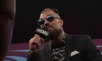 Ring of Honor investigará las denuncias contra Scurll y otros luchadores