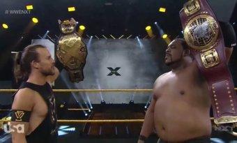 WWE NXT da el batacazo y vence en rating a AEW Dynamite