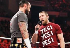 Daniel Bryan y CM Punk se reencuentran y hablaron de su rivalidad el 2012