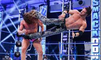 Friday Night SmackDown marca su cifra más baja de audiencia desde su llegada a Fox