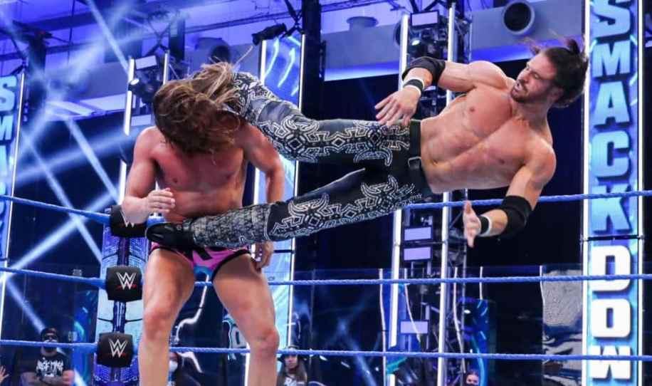 Friday Night SmackDown marca su cifra más baja de audiencia desde su llegada a Fox