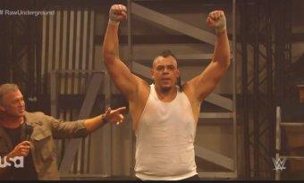 "Raw Underground: WWE crea su propio ""Club de la pelea"""