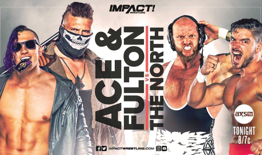 Resultados IMPACT Wrestling 29.09.2020