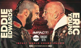 Hay nuevo campeón: Resultados IMPACT Wrestling 01.09.2020