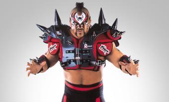 El mundo del wrestling se expresa por muerte del Road Warrior Animal