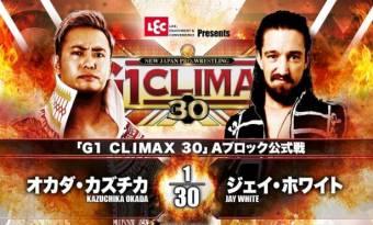 Resultados NJPW G1 Climax 30 – Día 5 27.09.2020