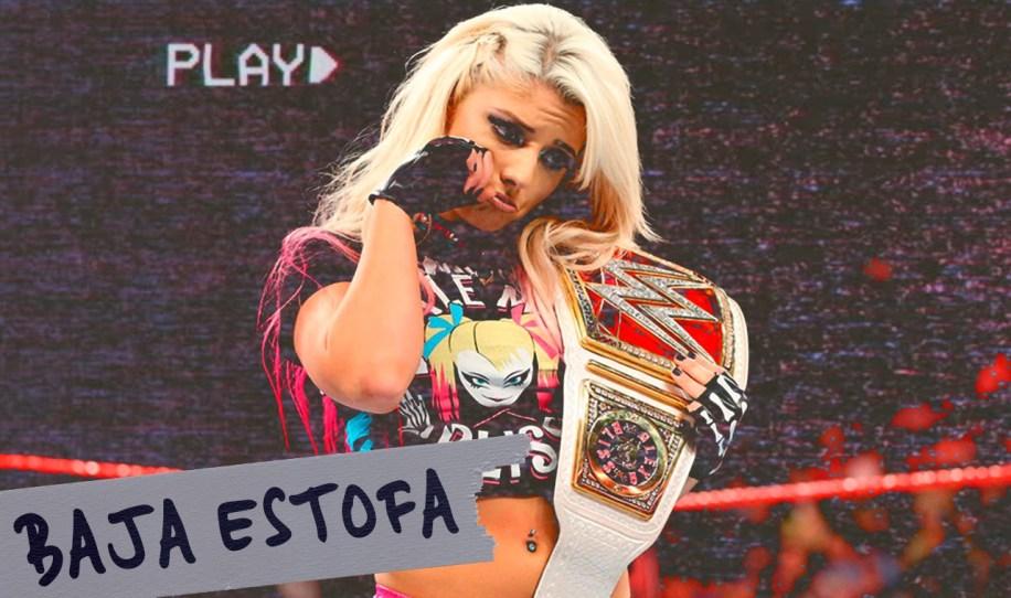 Alexa Bliss cambia su nickname en Cameo y  rechaza a un fan