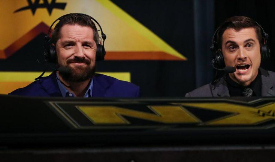 NXT ficha oficialmente a Wade Barrett como comentarista