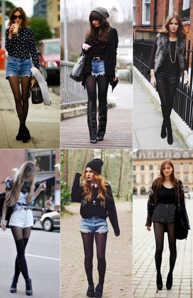 look-short-inverno-como-usar