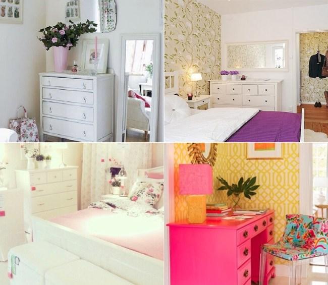 decoração-quarto-cômoda